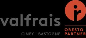 Valfrais Oresto Partner logo